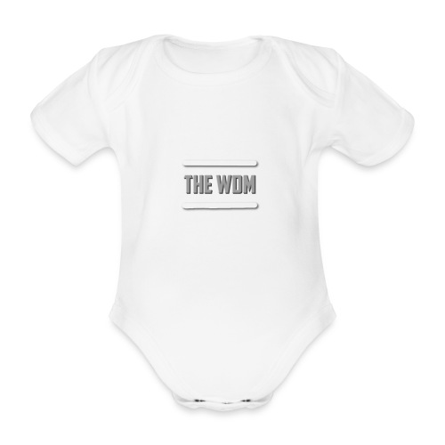 design for store foer spreadshirts se - Ekologisk kortärmad babybody