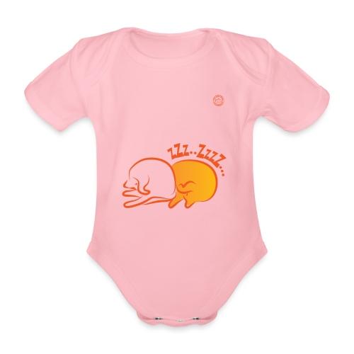 zzz 2 02 - Body ecologico per neonato a manica corta