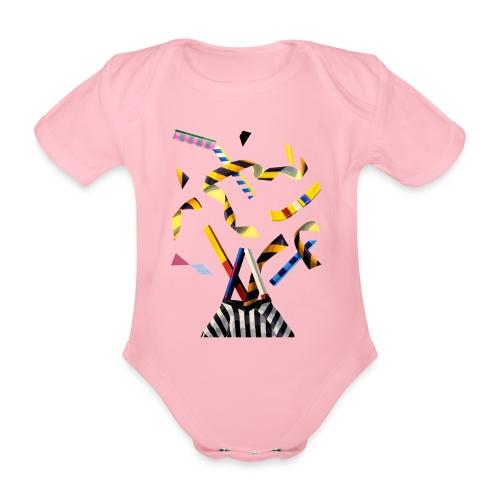 by John Norris - Kortærmet babybody, økologisk bomuld