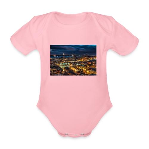 image - Body Bébé bio manches courtes