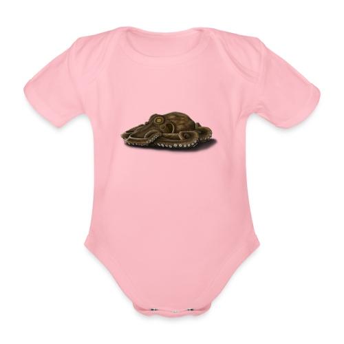 Oktopus - Baby Bio-Kurzarm-Body
