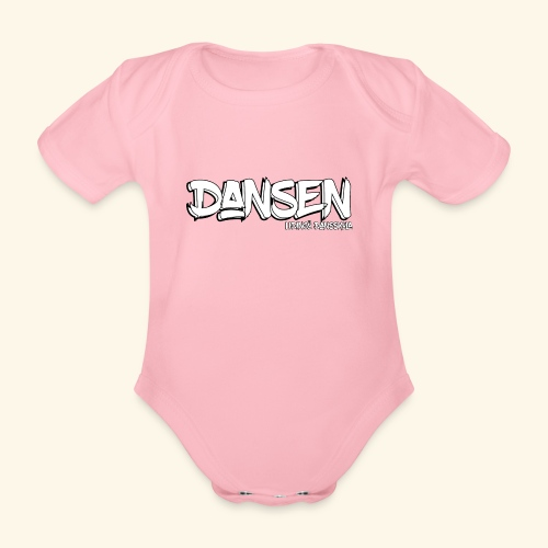 LidingoeDansen - Ekologisk kortärmad babybody