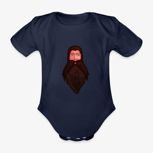 Tête de nain - Body Bébé bio manches courtes