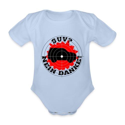 SUV? Nein danke! - Baby Bio-Kurzarm-Body