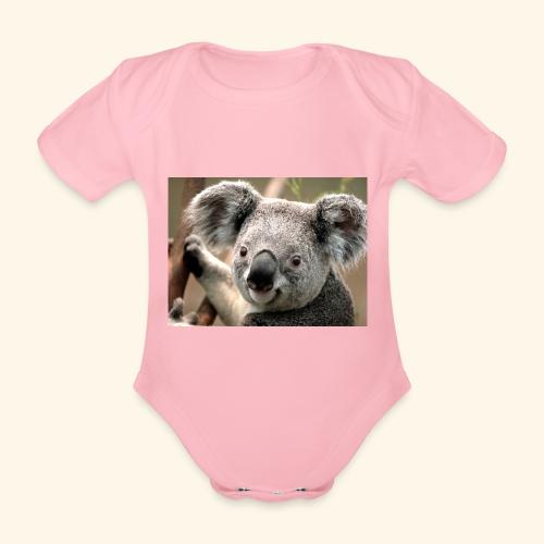 Koala - Baby Bio-Kurzarm-Body