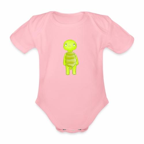 Fred - Baby Bio-Kurzarm-Body