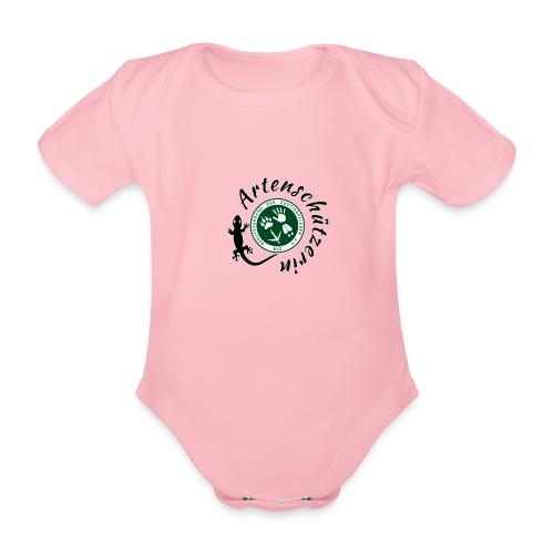 Artenschützerin - Baby Bio-Kurzarm-Body