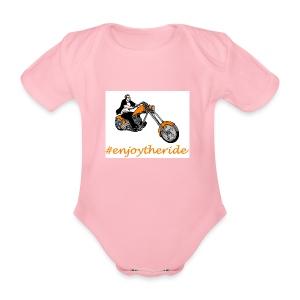 enjoytheride - Body bébé bio manches courtes