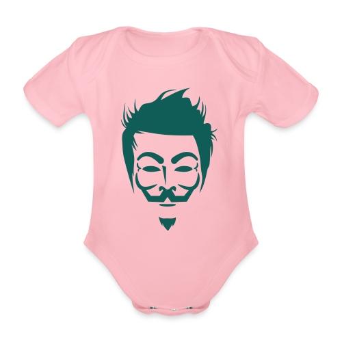 Anonymous Hipster - Body Bébé bio manches courtes