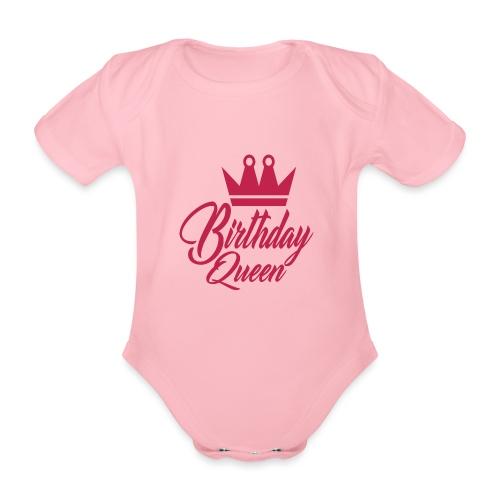 birhtday logo - Body Bébé bio manches courtes