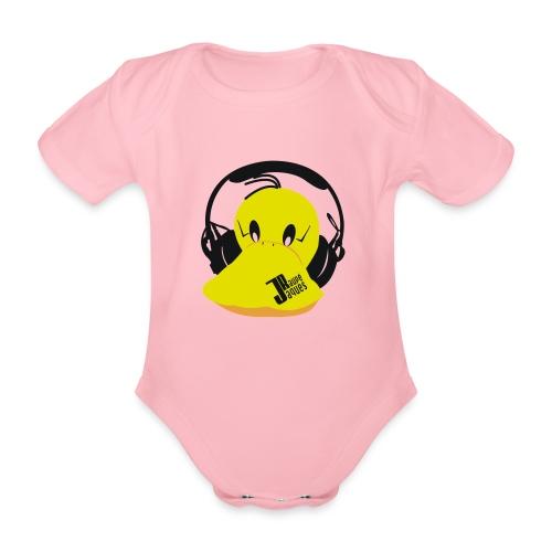 Jaques Raupé - Baby Bio-Kurzarm-Body