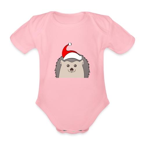 Weihnachts Hed - Baby Bio-Kurzarm-Body