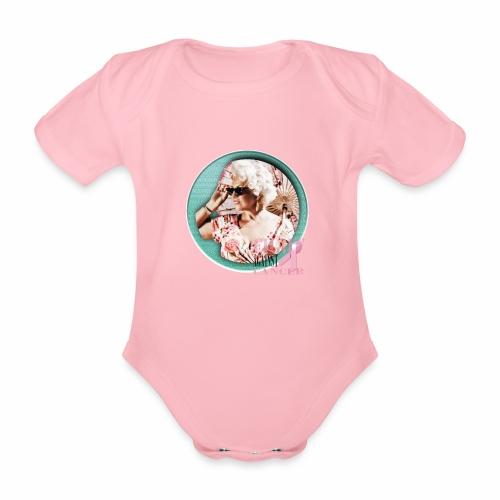 Fight against Cancer - Baby Bio-Kurzarm-Body