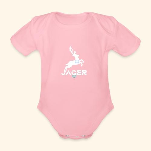 Jager Bayern - Baby Bio-Kurzarm-Body