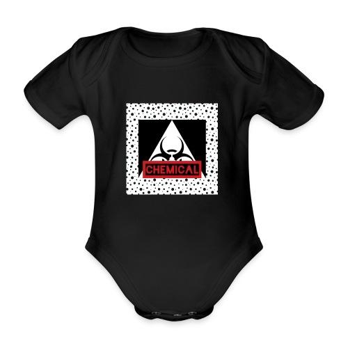 CHEMICAL - Body ecologico per neonato a manica corta