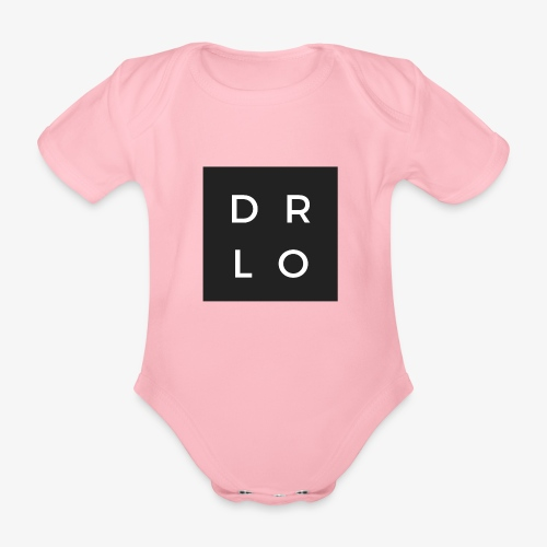 DRLO - Organic Short-sleeved Baby Bodysuit