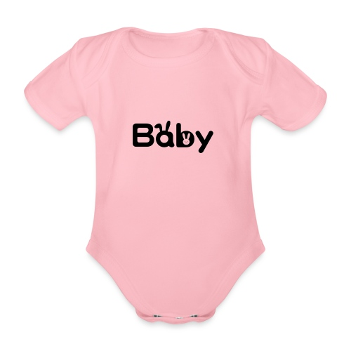 baby - Body Bébé bio manches courtes