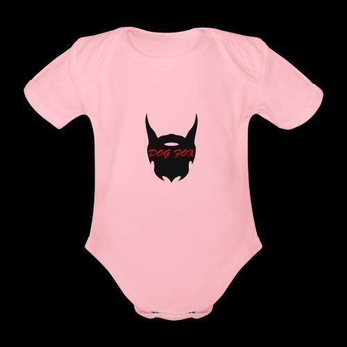 Dogfox Devil - Baby Bio-Kurzarm-Body