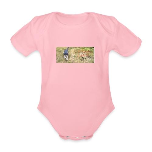 catssin's craat - Ekologiczne body niemowlęce z krótkim rękawem