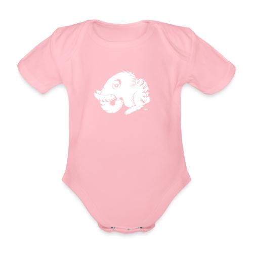 Hasofant - Baby Bio-Kurzarm-Body