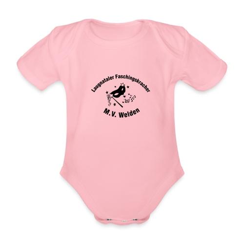 LFK_Logo - Baby Bio-Kurzarm-Body