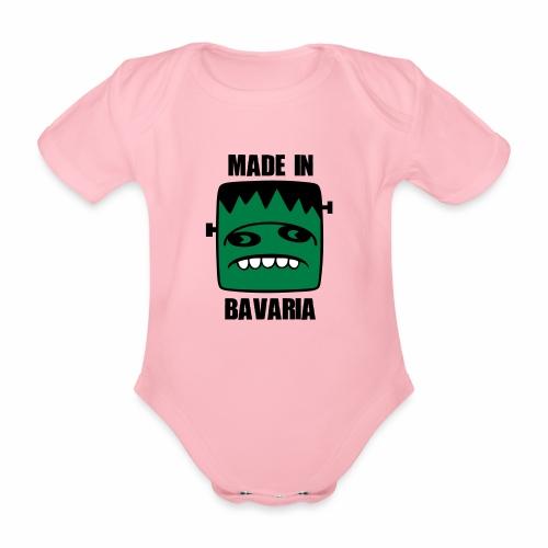 Fonster made in Bavaria - Baby Bio-Kurzarm-Body