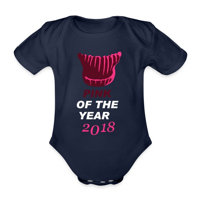 pink of the year 2018 pussyhat