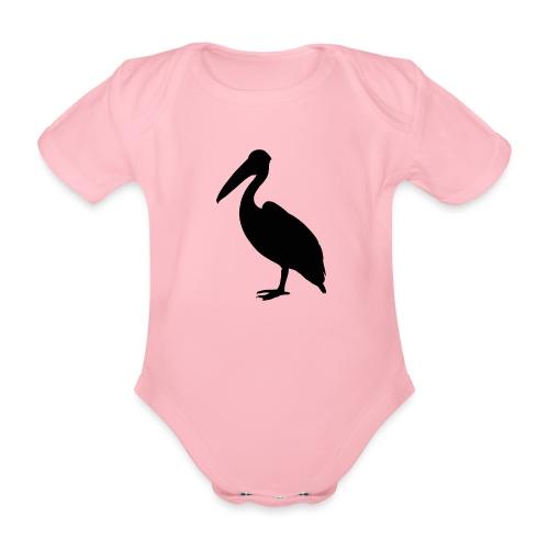 Pelikan - Baby Bio-Kurzarm-Body