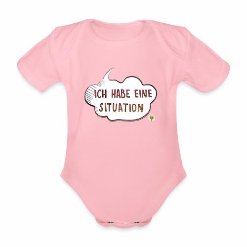Ich habe eine Situation - Baby Bio-Kurzarm-Body