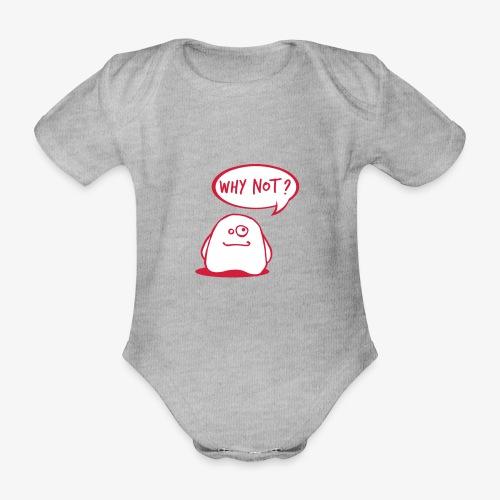 gosthy - Organic Short-sleeved Baby Bodysuit