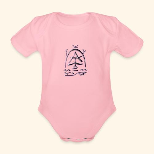 Arfolara solo - Baby Bio-Kurzarm-Body