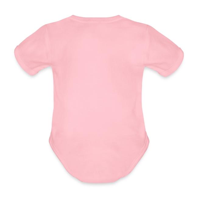 Vorschau: Oida Fux - Baby Bio-Kurzarm-Body