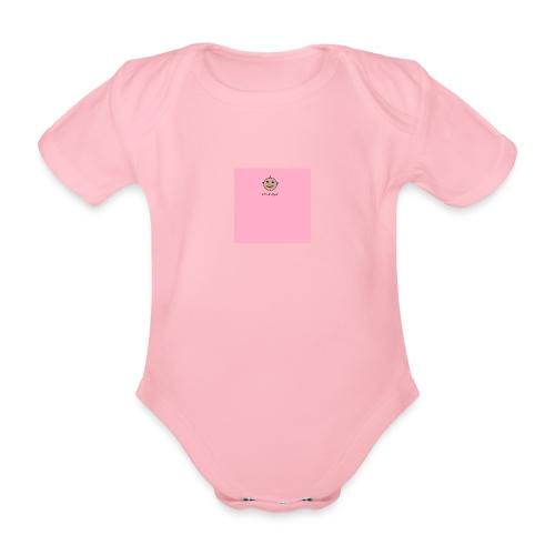 Girlspower - Baby Bio-Kurzarm-Body