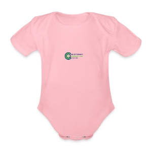 eot75 - Organic Short-sleeved Baby Bodysuit