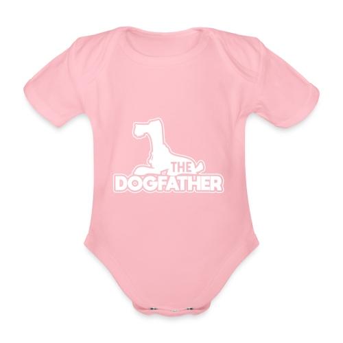 The DOGFATHER - Baby Bio-Kurzarm-Body