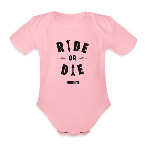 Fortnite Ride or Die - Organic Short-sleeved Baby Bodysuit