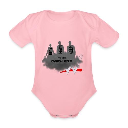 The Dark Era - Organic Short-sleeved Baby Bodysuit