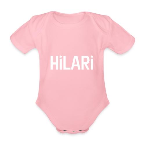 Hilari <3 - Baby Bio-Kurzarm-Body