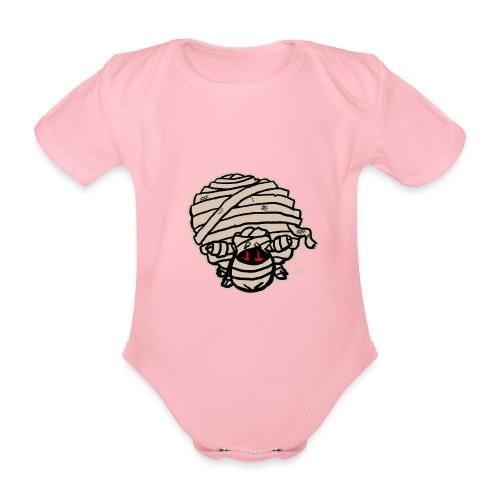 Mummy Sheep - Baby Bio-Kurzarm-Body