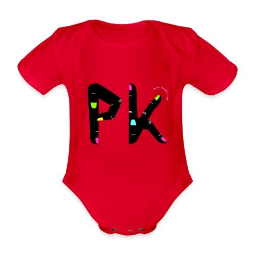 PK – det finaste vi har - Ekologisk kortärmad babybody