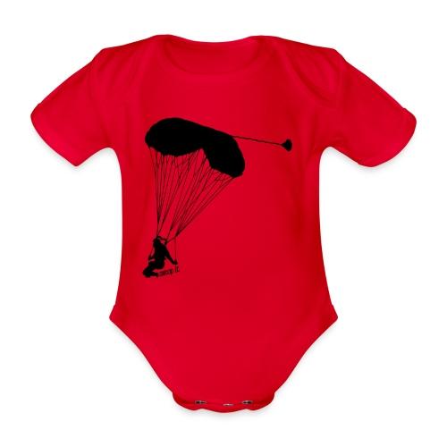 Swoop - Baby Bio-Kurzarm-Body