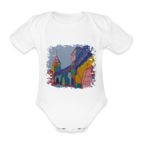 Tallinn - Baby Bio-Kurzarm-Body