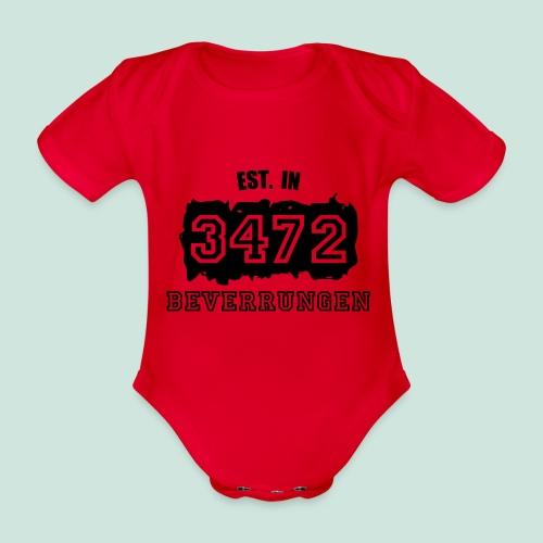 Established 3472 Beverungen - Baby Bio-Kurzarm-Body