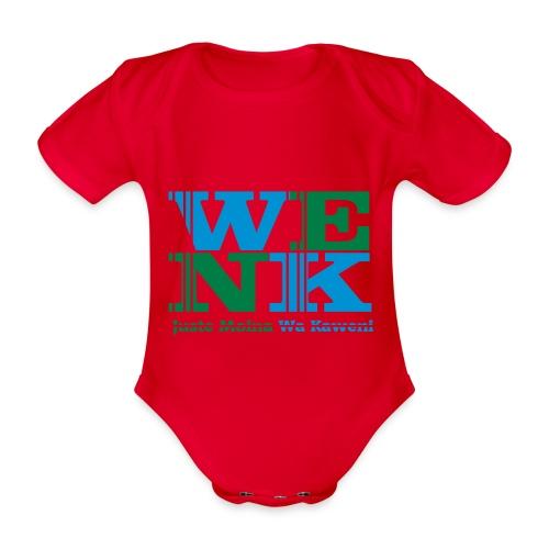 WENK - Body Bébé bio manches courtes