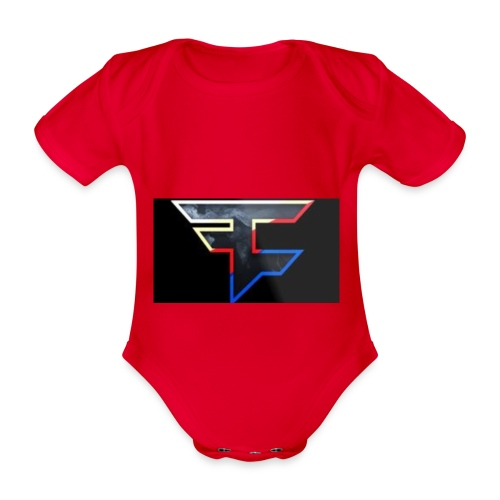 FAZEDREAM - Organic Short-sleeved Baby Bodysuit