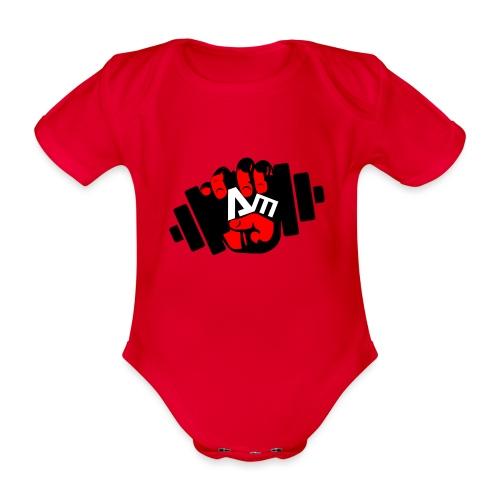 ANTONIO MESSINA ANTOFIT93 - Body ecologico per neonato a manica corta