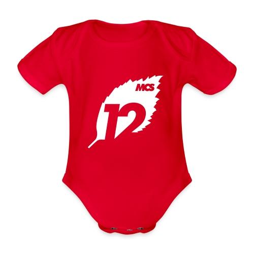 logo2012 - Baby Bio-Kurzarm-Body