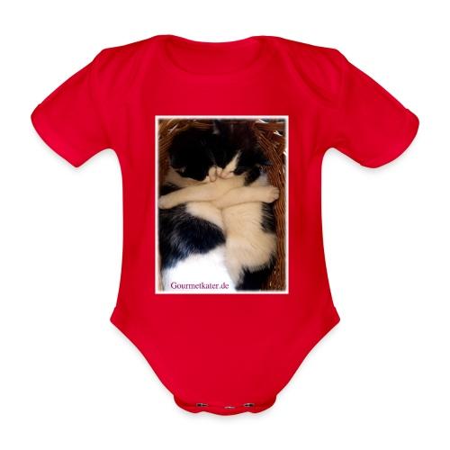 Umarmung - Baby Bio-Kurzarm-Body