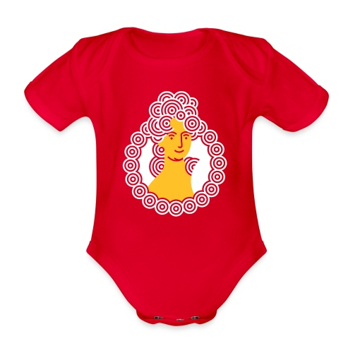 bb cosel - Baby Bio-Kurzarm-Body