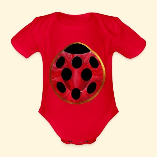 Joyaux coccinelle - Body Bébé bio manches courtes